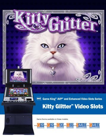Kitty Glitter™ Video Slots - IGT.com