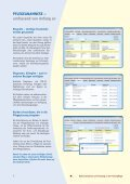 Sinfonie in der Altenhilfe: Dokumentation und Planung - Seite 6