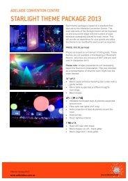 AV Theme Package 2013.pdf - Adelaide Convention Centre