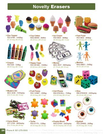 Catalog 2013 pages 24-52 - Skinner School Products