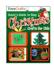 Santa's Guide to Easy Christmas Crafts for Kids - FaveCrafts