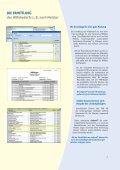Sinfonie in der Behindertenhilfe: Dokumentation und Planung - Seite 7