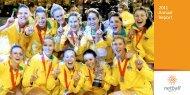 2011 Annual Report - Netball Australia