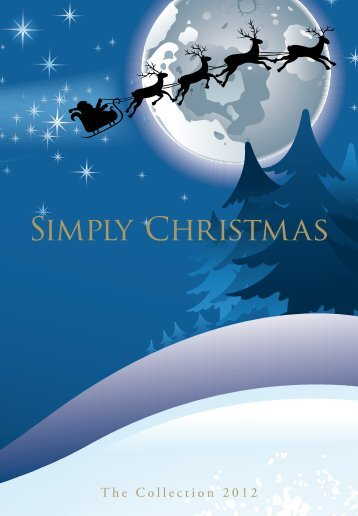 The Collection 2012 - Simply Christmas index