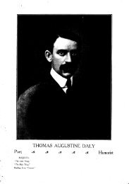 THOMAS AUGUSTINE DALY Poet vs ks Q: Q: ts Humorist - SDRC