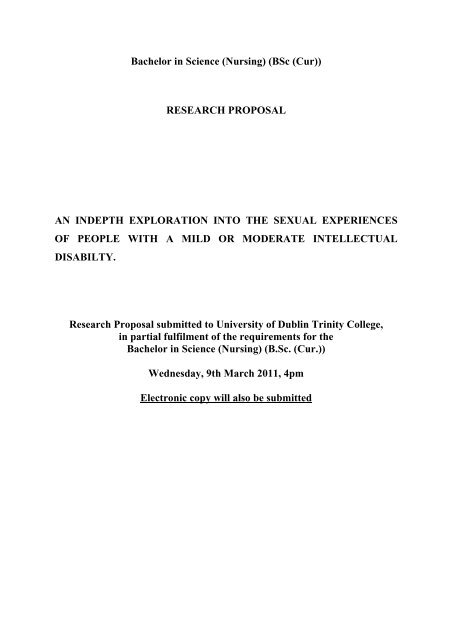 Trinity college thesis submission research paper topics+apa style