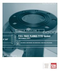 FULL FACE FLANGE-TYTE® Gasket - US Pipe