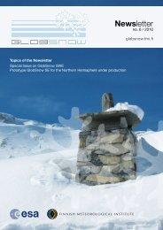 Newsletter 6 - Globsnow