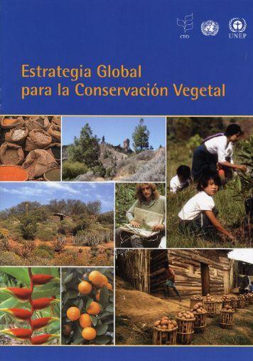 Estrategia Global para la Conservación Vegetal - Red ...