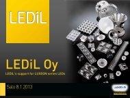 Ledil - Silica Lighting