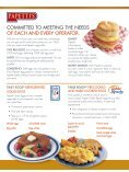 View our full line brochure of Papetti's eggs - Michael Foods - Page 2