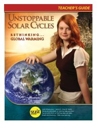 Unstoppable Solar Cycles Teacher's Guide - Izzit.org