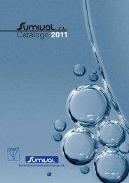Catálogo en PDF - Sumival