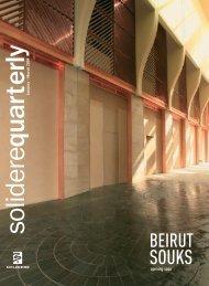 Solidere Quarterly 1 2009