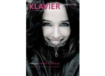 KLAVIER - Steinway in Austria
