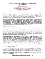 pdf - APOSTOLIC TEAMS - Lighthouse Library International