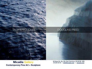 IN CAMERA exhibition catalog - Micaela