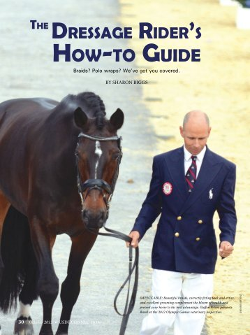 Output file - United States Dressage Federation