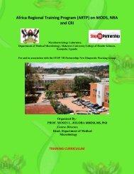 Africa Regional Training Program (ARTP) - Department of Medical ...