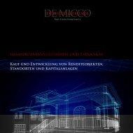 D&F Real Estate Buy Site - De Micco & Friends