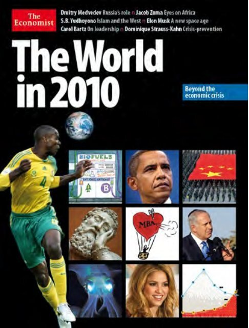 ccebook cn]The World in 2010