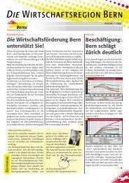 Bern schlägt Zürich deutlich - Roos Engineering Ltd