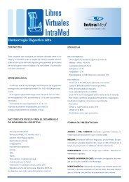 Hemorragia Digestiva Alta. - IntraMed