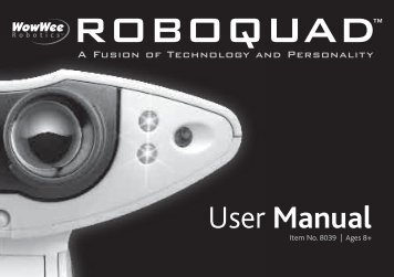 Roboquad User Manual - RobotsAndComputers.com