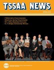 • TSSAA Hall of Fame Inductees • BlueCross Spring Fling Schedule ...