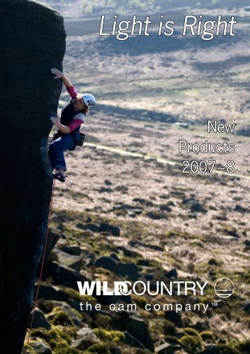 2007 8 Wild Country New Products Catalogue.pdf