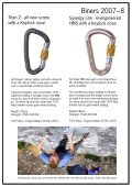 2007 8 Wild Country New Products Catalogue.pdf - Page 5