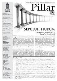 108 SEPUlUh HUkUM - Buletin Pillar