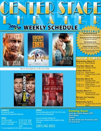 Movie March 27 - April 3.indd - CNIC