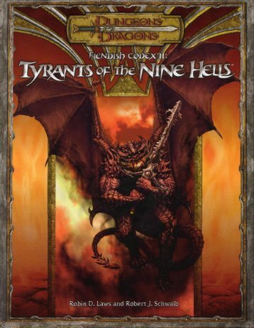 Fiendish Codex II - Tyrants of the Nine Hells - Dropbox