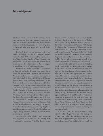 Sample Chapter - Download PDF - MIT