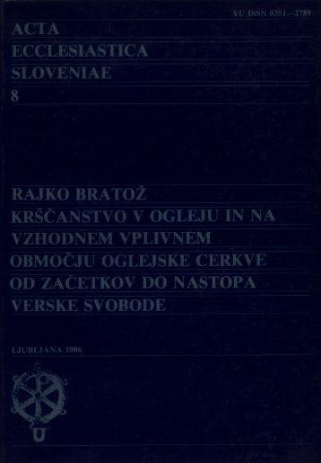 Page 1 Page 2 KAZALO Seznarn okrajëav _ _ _ _ _ _ _ _ _ _ _ _ _ ...