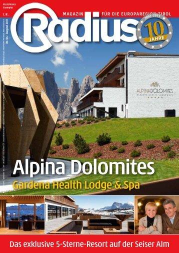 Radius Alpina Dolomites 2011