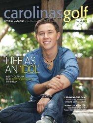 Spring 2012 - Carolinas Golf Association