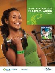 Servus Credit Union Place | Program Guide - City of St. Albert