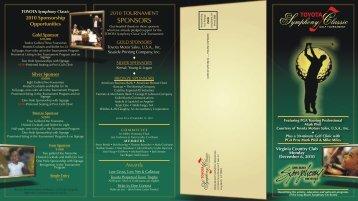 SPONSORS - Long Beach Symphony Orchestra