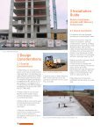 Autoclaved Aerated Concrete Technical Sheet and ... - Hebel - Page 4