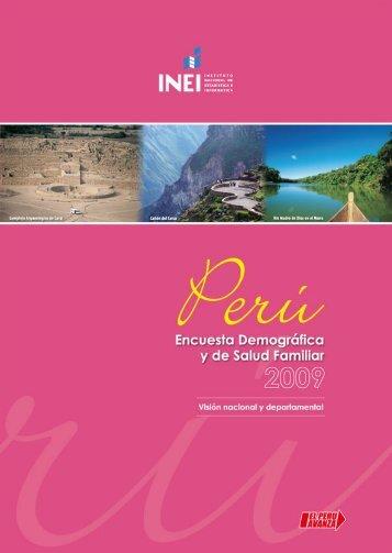 Perú Encuesta Demográfica y de Salud Familiar ... - Measure DHS