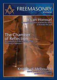 Francis Ormond Lodge - Freemasons Victoria