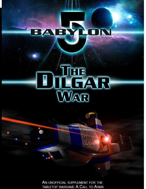The Dilgar War pdf - Dunfermline Wargames Club