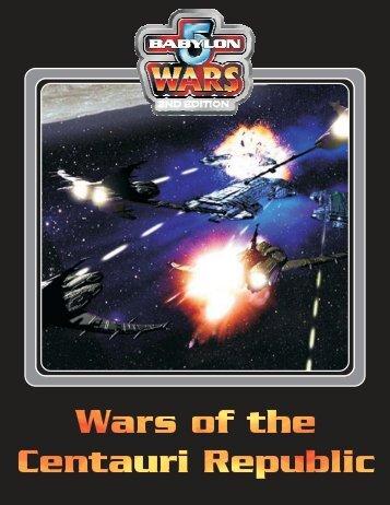 Wars of the Centauri Republic - of Rich Bax