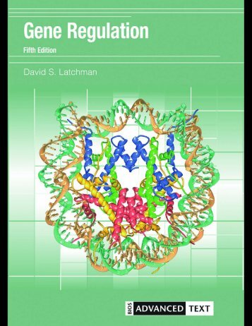Gene Regulation: A Eukaryotic Perspective, Fifth Edition