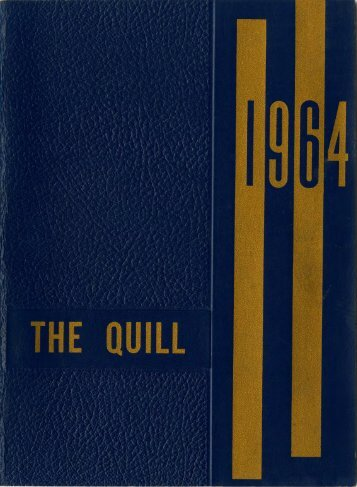 The Quill 1964 - SNHU Academic Archive