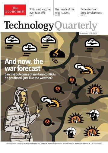 Technologyquarterly