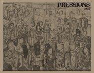 Pressions 1995 - Memorial High School
