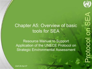SEA Manual - Chapter A5 - slides.pdf - UNECE